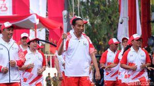 Pro Jokowi: Obor Mati Dipolitisir, Kubu Prabowo Gagap
