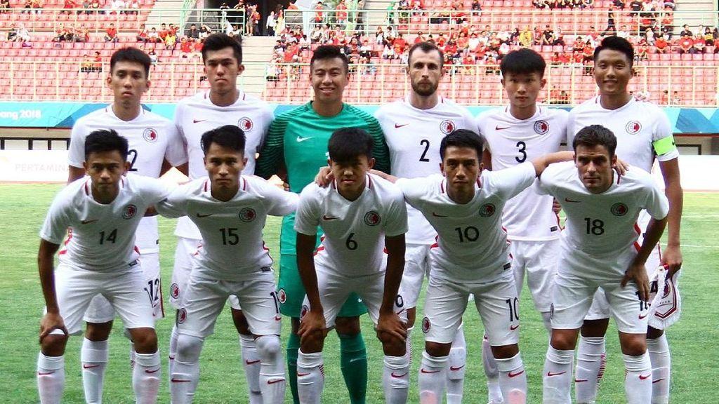 Abaikan Suporter Tuan Rumah, Hong Kong Akan Habis-habisan Vs Indonesia