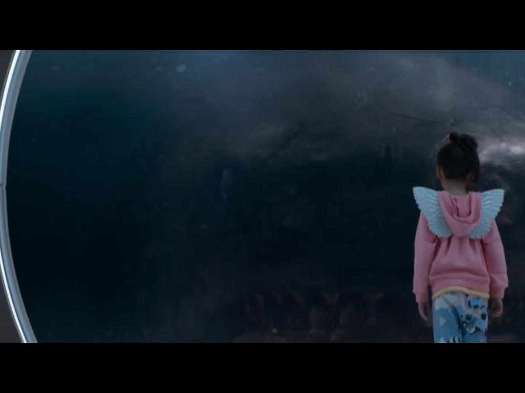 Fakta Unik Megalodon, Hiu Monster di Film The Meg