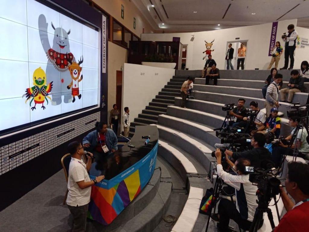 Dosen dan Mahasiswa Vokom UI Ikut Magang di Asian Games