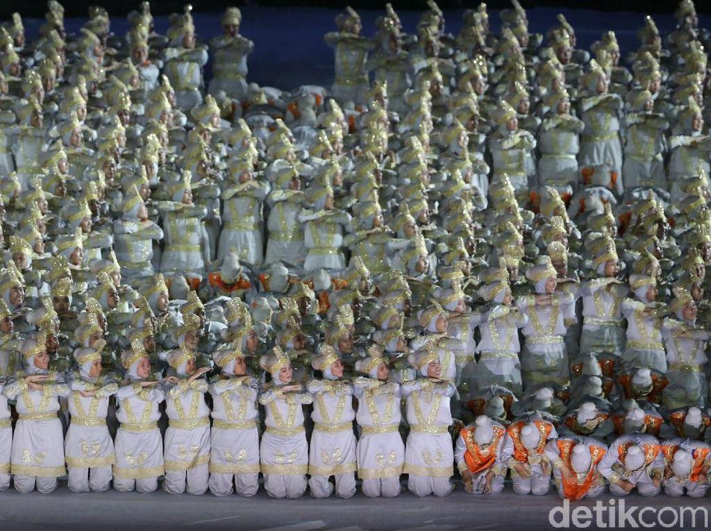 Cerita Siswi SMA di DKI Menanti Kepastian Honor Penari Asian Games