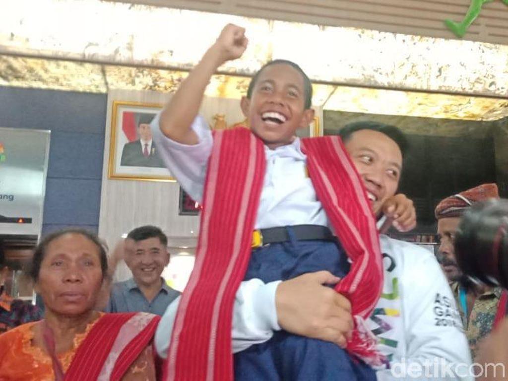 TNI Prioritaskan Joni Pemanjat Tiang Bendera Bila Ingin Jadi Prajurit