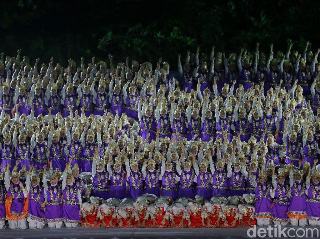 Tarian Aceh Jadi Pembuka Asian Games karena Diminta Khusus Jokowi