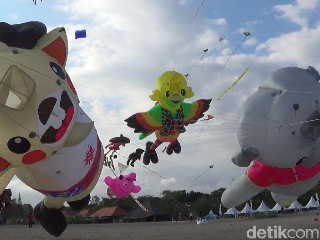 Boneka Maskot Asian Games Laris Manis, Produsen Siapkan Preorder