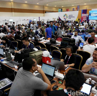 5.000 Wartawan akan Liput Asian Games 2018