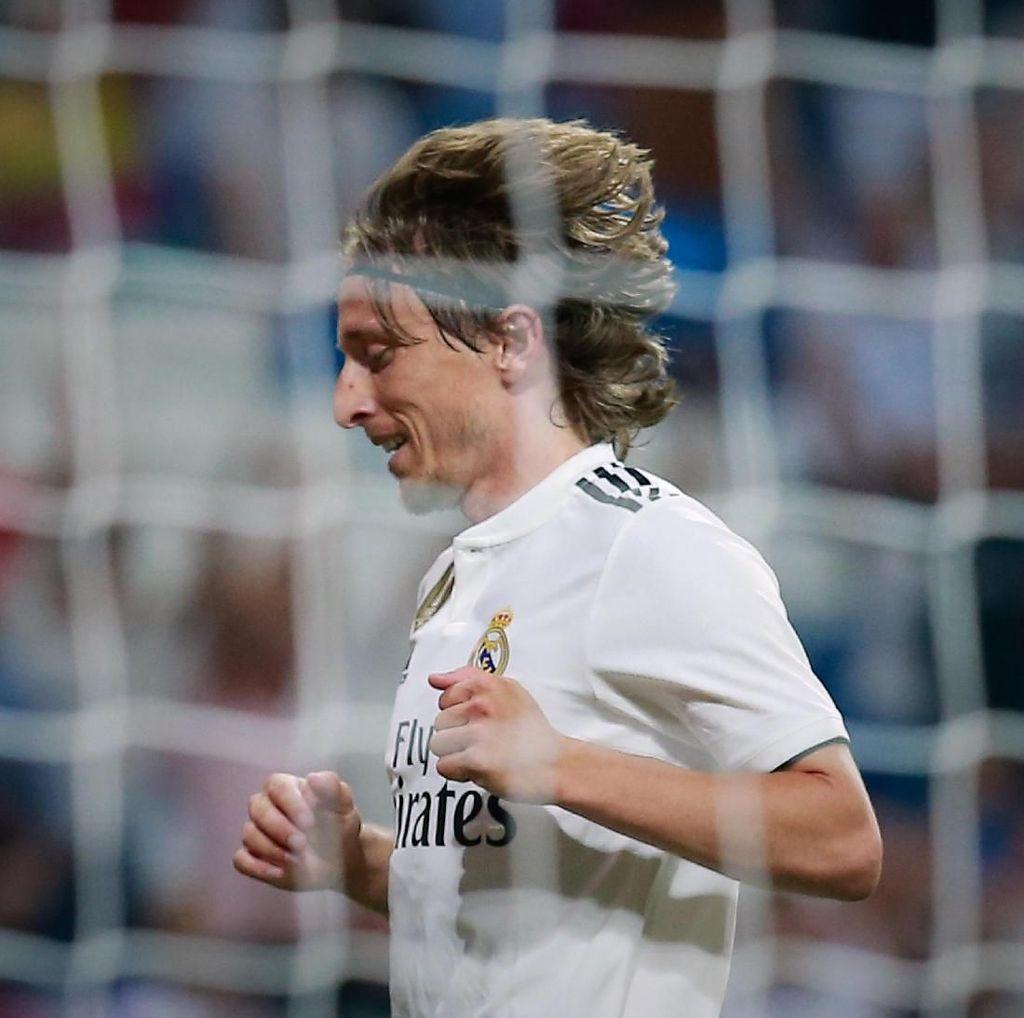 Terkait Modric, Inter Milan Akan Tuntut Presiden La Liga