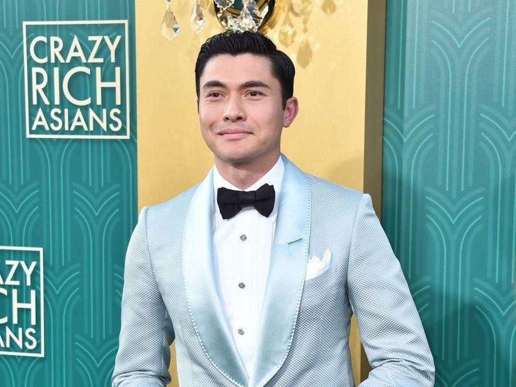 Bugarnya Henry Golding, Aktor Ganteng di Film Crazy Rich Asians