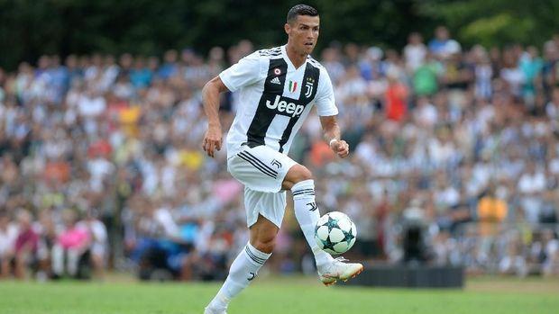 Cristiano Ronaldo bisa kembali ke Old Trafford di pekan ketiga Liga Champions.