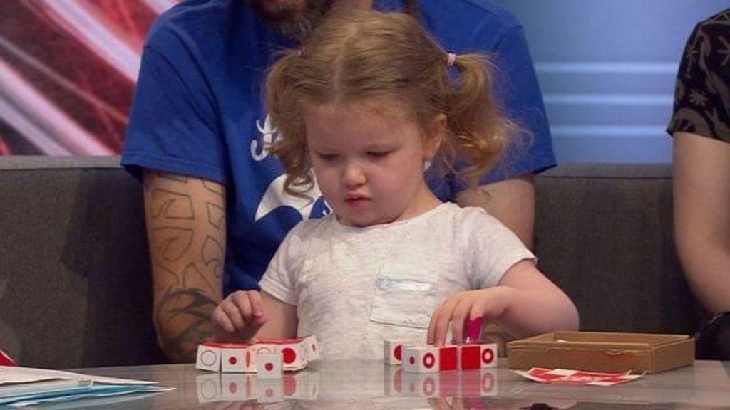Ophelia, Anak Umur 3 Tahun Dengan IQ 171