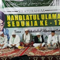 Dari Mekah, Maruf Amin Gelorakan NU All Out Dukung Jokowi di Pilpres