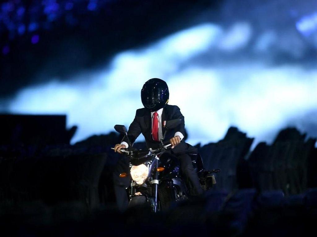 Yang Tersisa dari Asian Games, Jokowi Jadi Anak Motor
