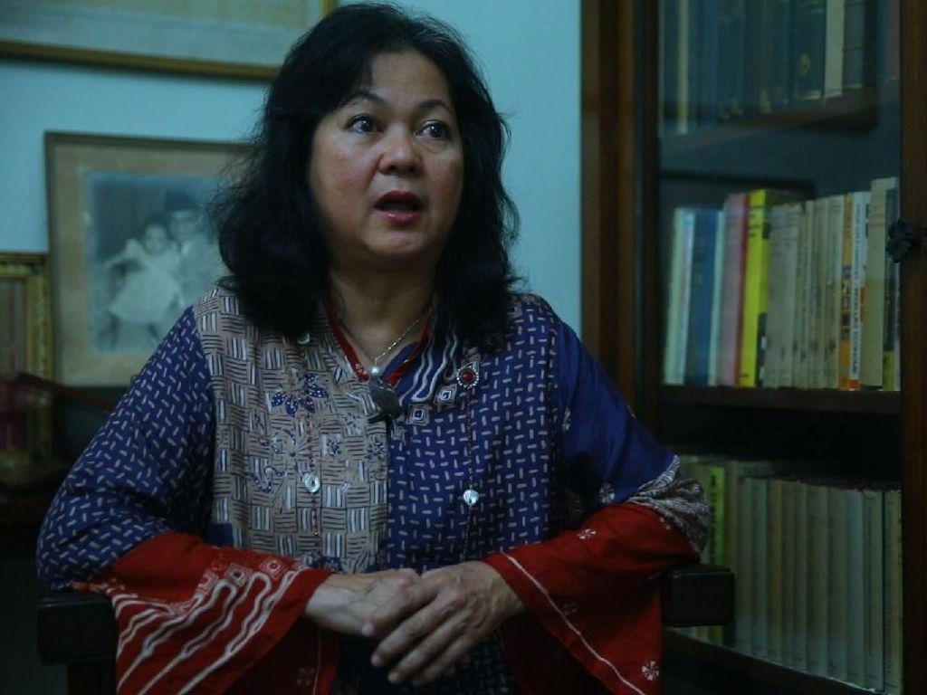 Tonton Eksklusif Putri Proklamator, Moral Politik Bung Hatta