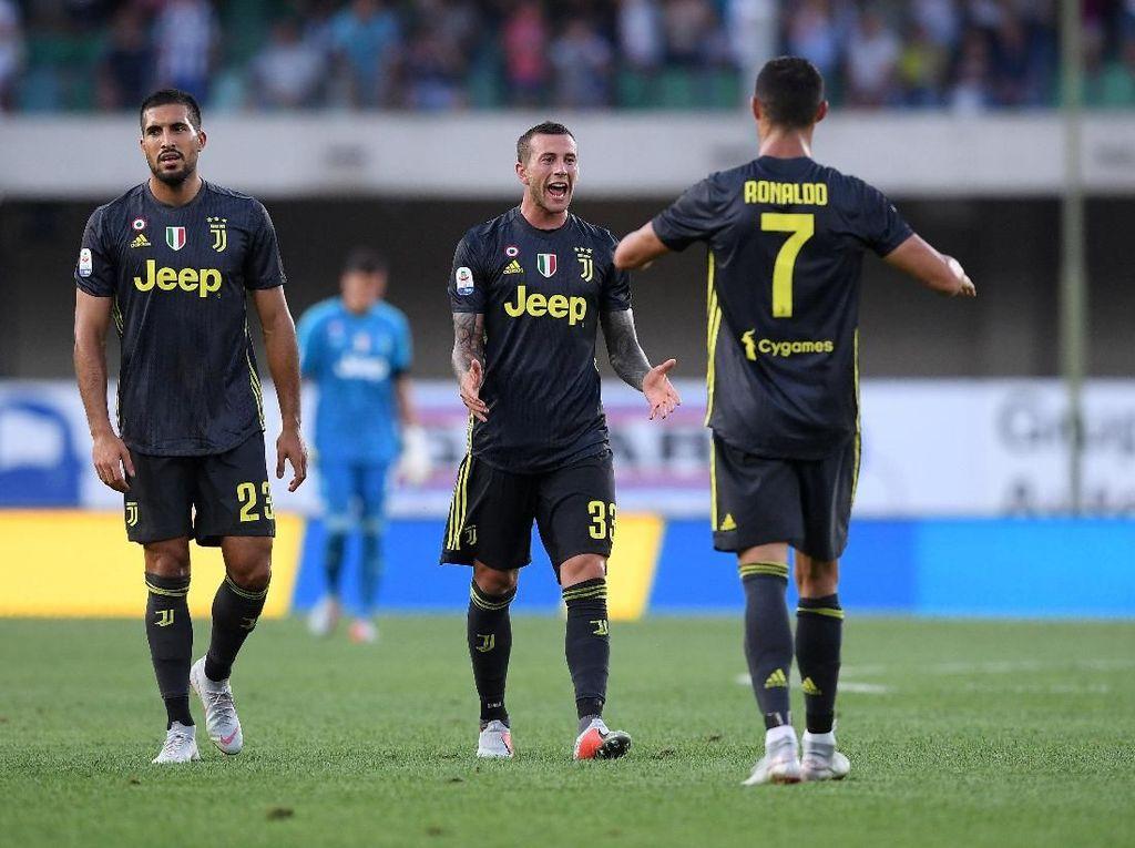 Barzagli: Ronaldo Tahu Cara Memenangi Final Liga Champions, tapi...