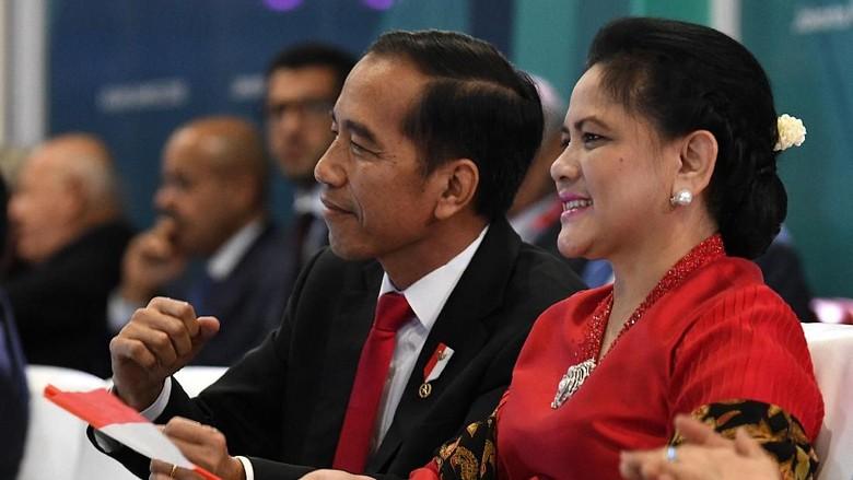 Jokowi Tak Rela Prestasi Atlet Dicemooh alasannya Faktor Tuan Rumah