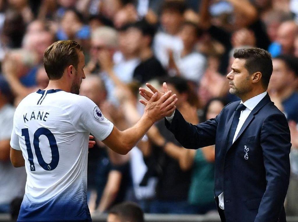 Rivaldo: Pochettino dan Kane Solusi yang Tepat untuk Real Madrid