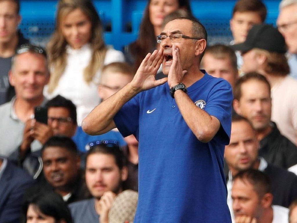 Chelsea saat Menjamu Arsenal: 75 Menit Oke, 15 Menit Mengerikan
