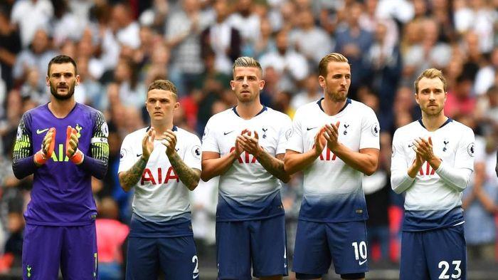 Harry Kane menyatakan sudah waktunya Tottenham juara. (Foto: Dylan Martinez/Reuters)