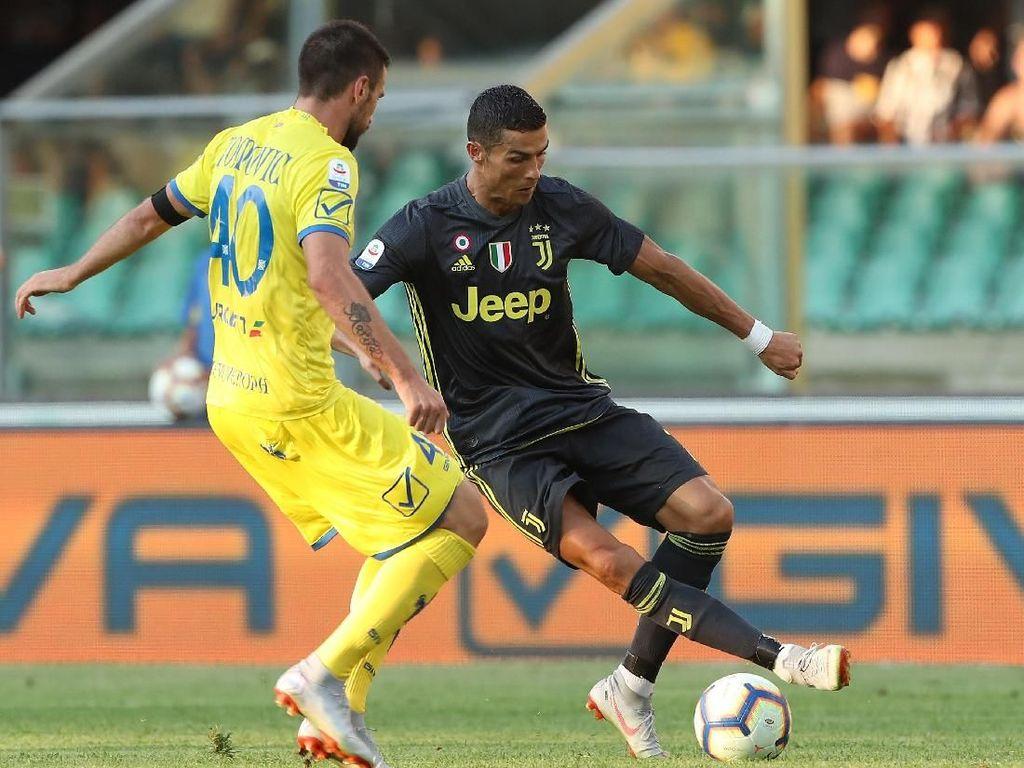 Platini Tak Habis Pikir dengan Kepindahan Ronaldo ke Juventus