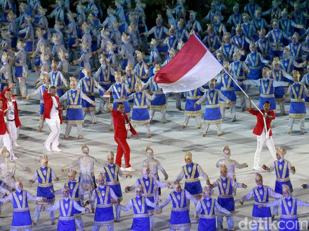 Honor Sebagian Panitia Asian Games 2018 Kok Masih Tertunggak?