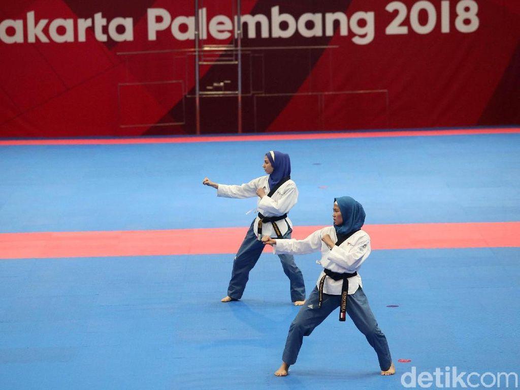 5 Manfaat Taekwondo bagi Anak Perempuan Seperti Defia Rosmaniar