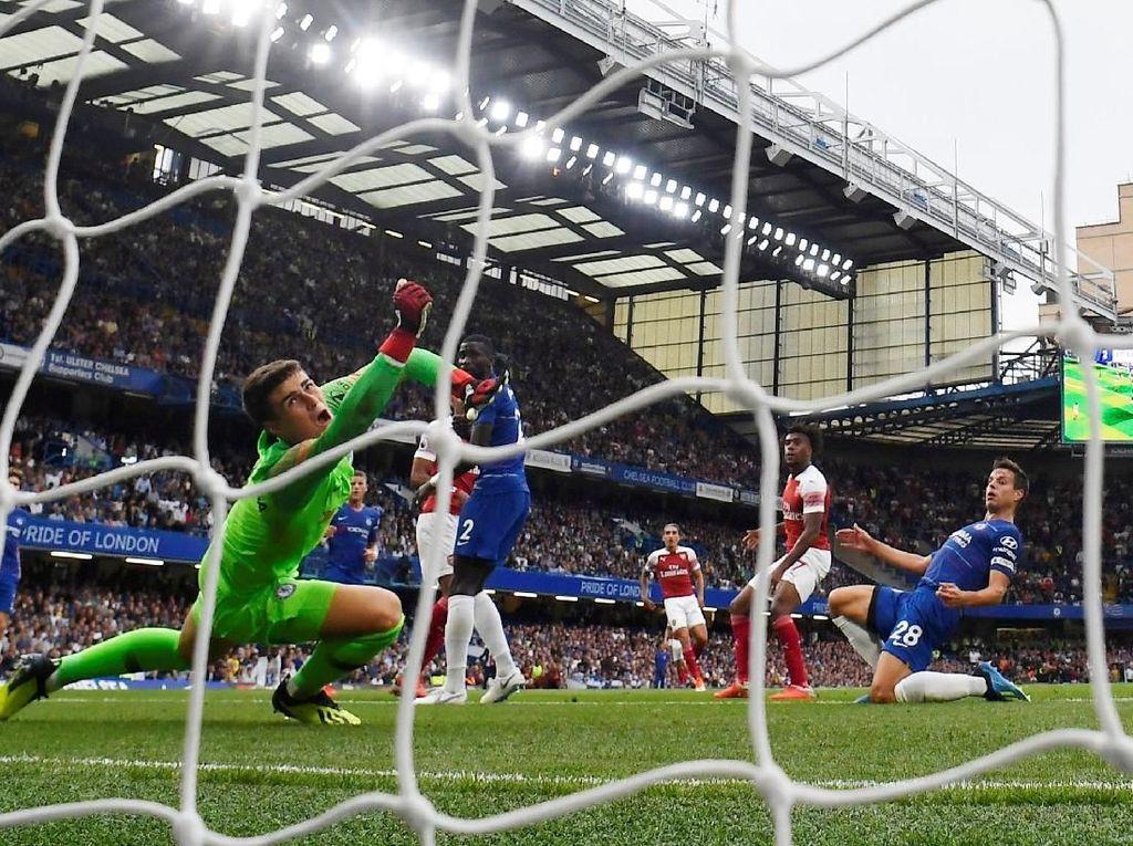 Serangan Balik Arsenal Jadi Perhatian Chelsea