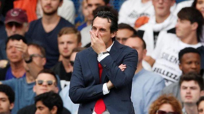 Unai Emery menyamai start terburuk Arsenal dalam 32 tahun terakhir (Reuters/John Sibley)