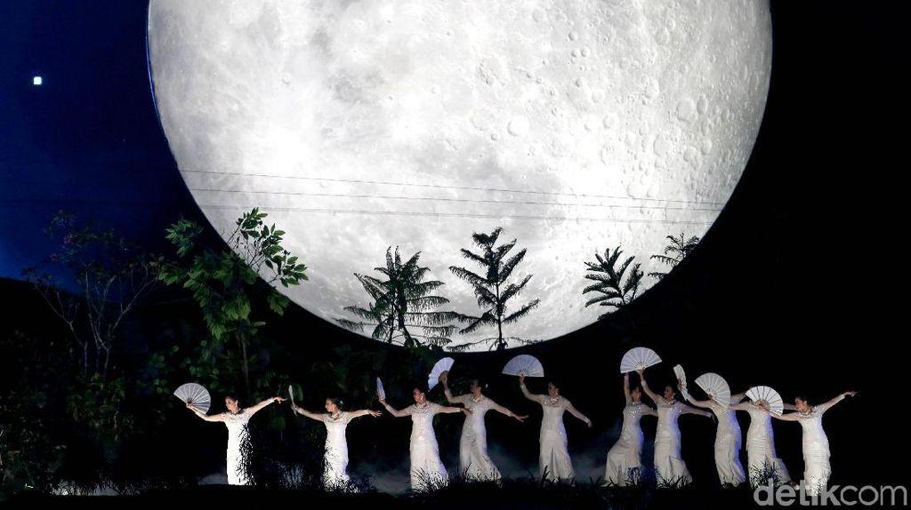 Momen Empat Elemen di Panggung Megah Asian Games