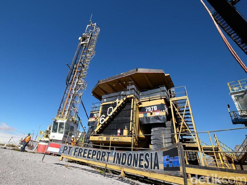 Freeport & Tsingshan Steel Akan Teken Investasi Rp 39 Triliun