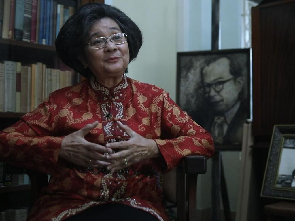 Tonton Eksklusif Putri Proklamator, Keteladanan Bung Hatta