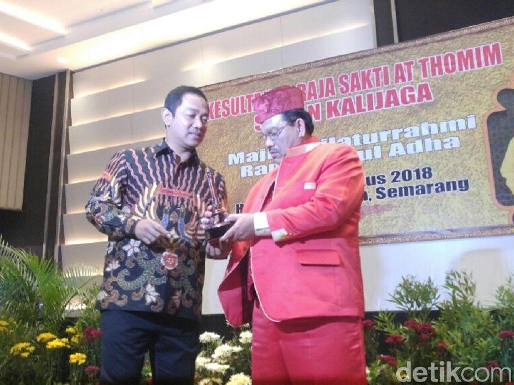 Ini Maksud Bangsawan Kelantan Berkurban di Tanah Sunan Kalijaga
