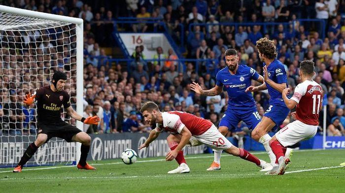 Daripada Chelsea, Arsenal dianggap lebih tertekan di final Liga Europa. (Foto: Toby Melville/REUTERS)