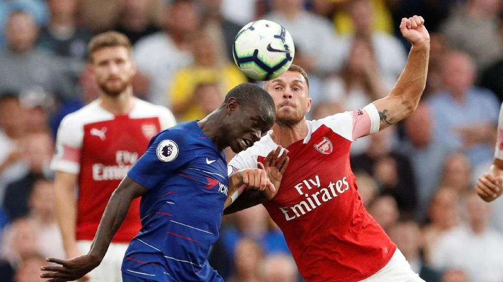 Jadwal Siaran Langsung Liga Inggris: Arsenal Vs Chelsea