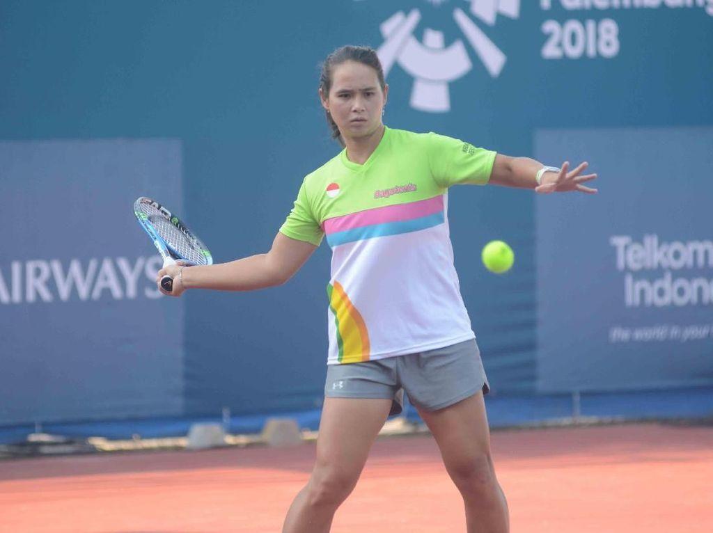 Tenis Asian Games: Rifqi dan Beatrice Awali Perjuangan Tuan Rumah