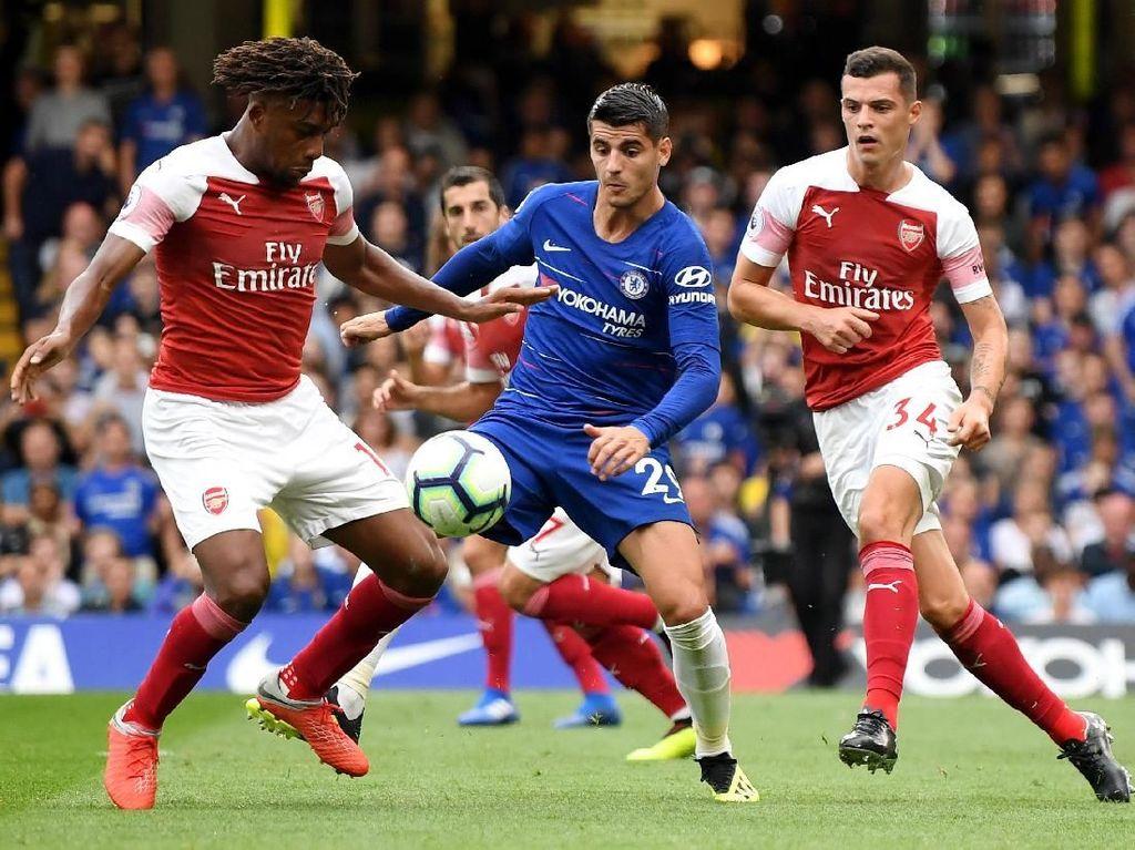 Iwobi: Emery Lebih Menuntut ke Skuat Arsenal