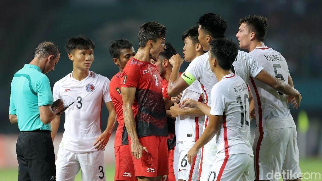 Indonesia vs UEA: Milla Minta Pemainnya Jangan Terpancing Emosi Lagi