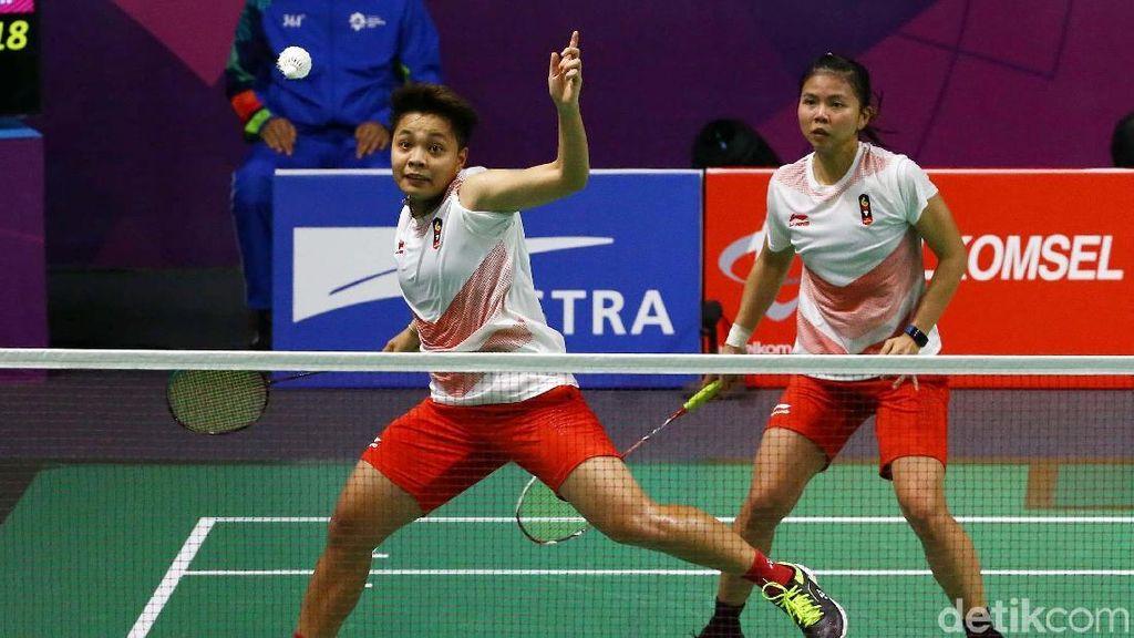 Gebuk Korsel, Tim Bulutangkis Putri Indonesia ke Semifinal