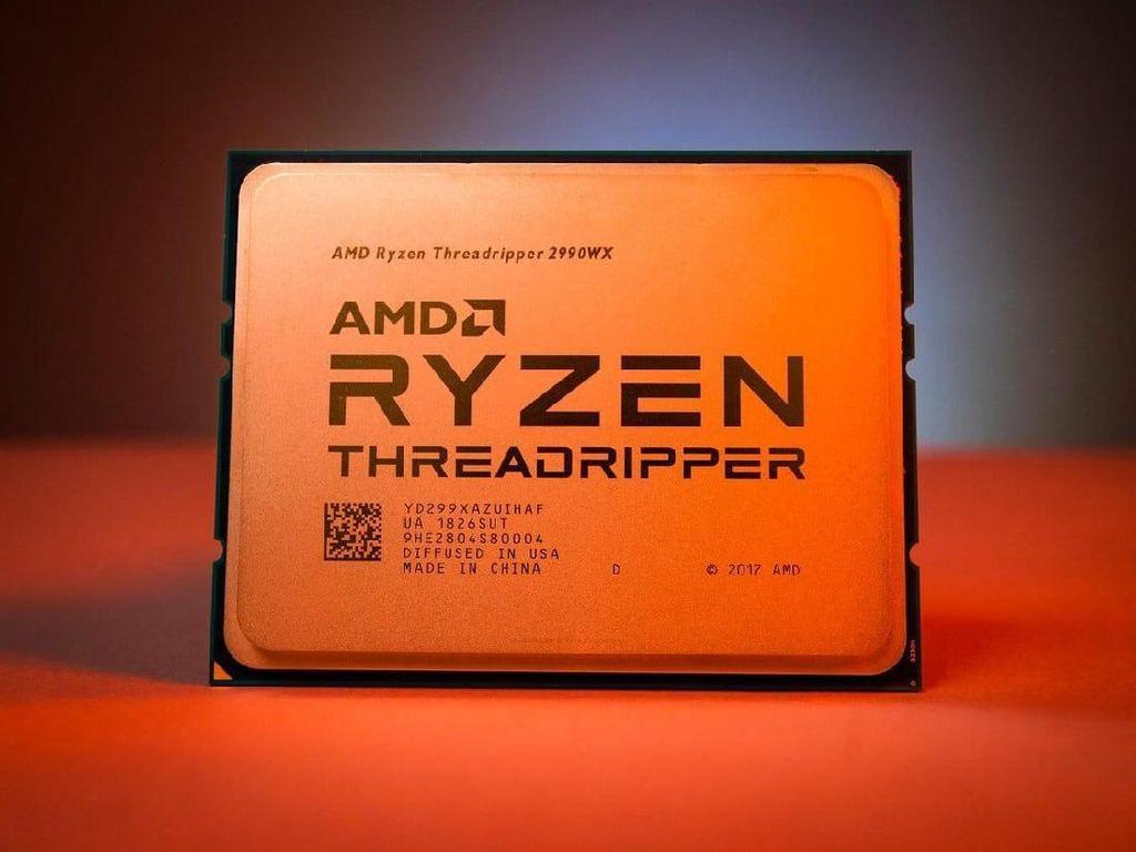 Ada Celah Keamanan di Prosesor AMD