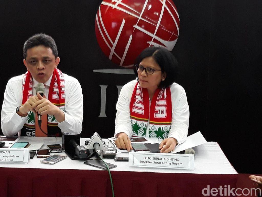 Pemerintah Jual Surat Utang Ritel dengan Bunga 8%, Minat?