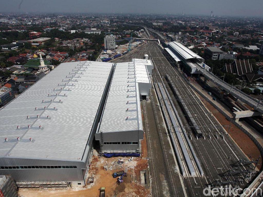 MRT ke Tangsel Diusulkan Jadi Proyek Strategis Nasional