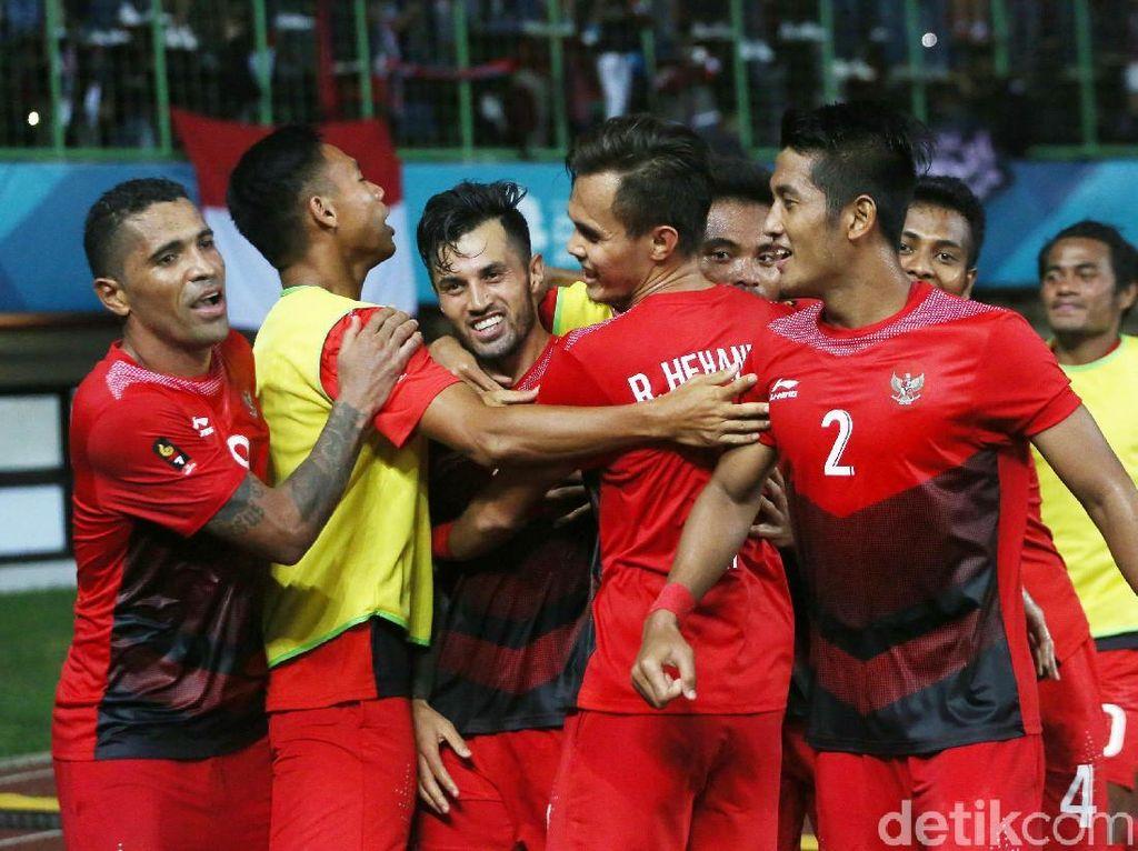 Klasemen Akhir Grup dan Jadwal 16 Besar Sepakbola Asian Games 2018