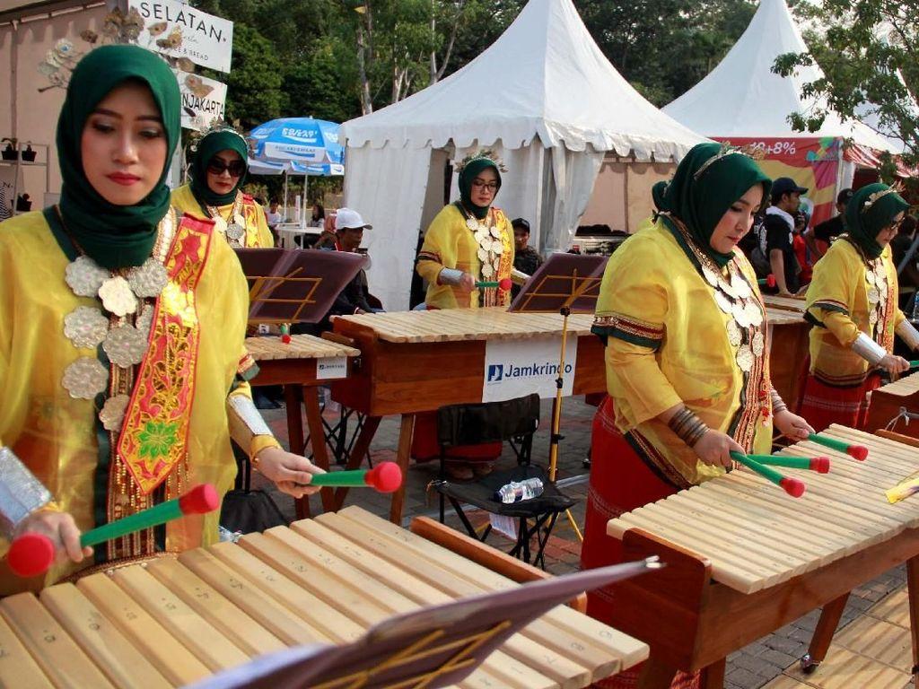 Kolintang, Alat Musik Unik dari Minahasa di Sulawesi Utara