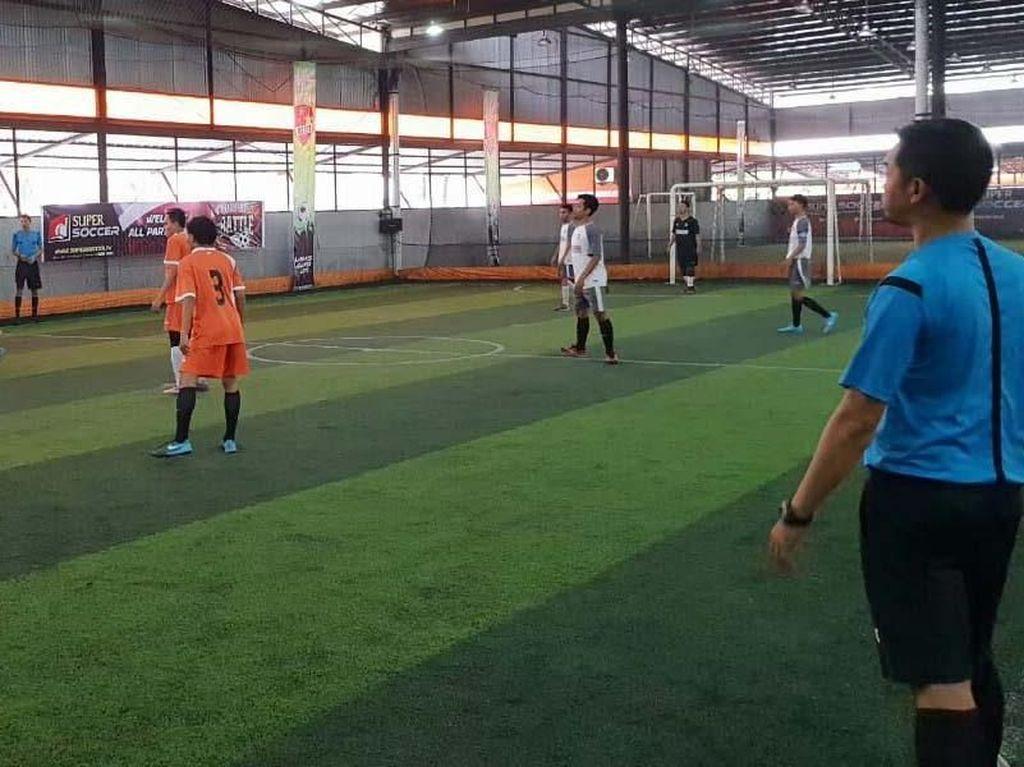 160 Tim Berlaga di Super Soccer Futsal Battle 2018