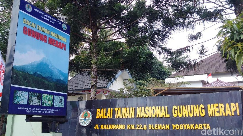 Ada Kubah Lava Baru Merapi, TNGM Siagakan Petugas di Posko Resort