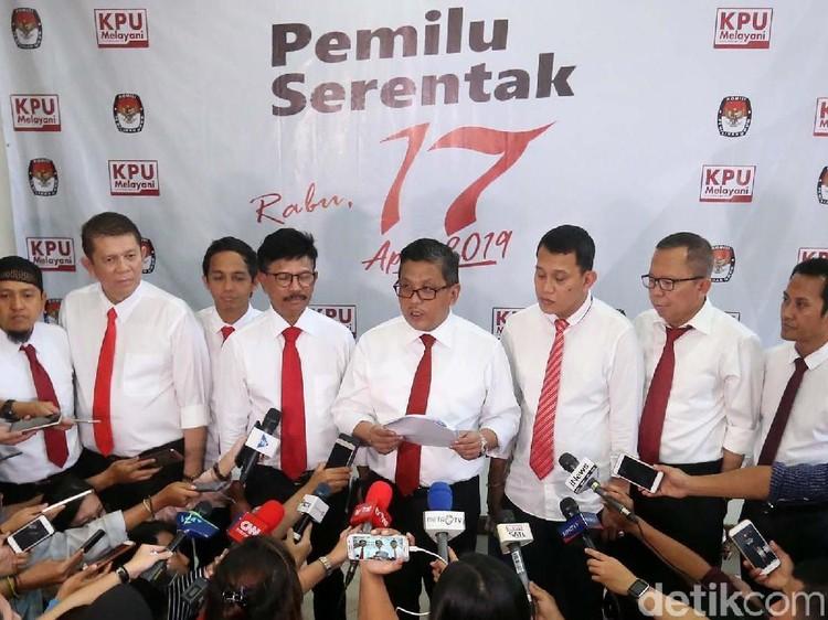 Moeldoko dan Sri Mulyani Masuk Timses Jokowi-Maruf