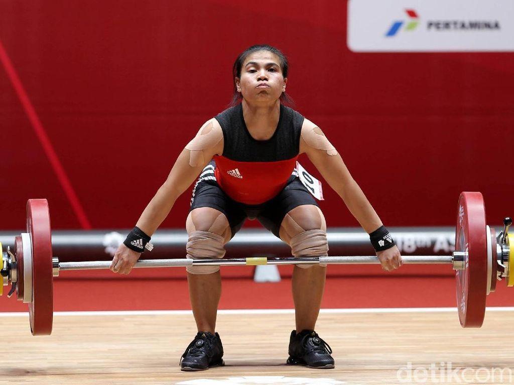 Tanpa Sri Wahyuni, Bagaimana Peluang Lifter Putri Lolos Olimpiade?