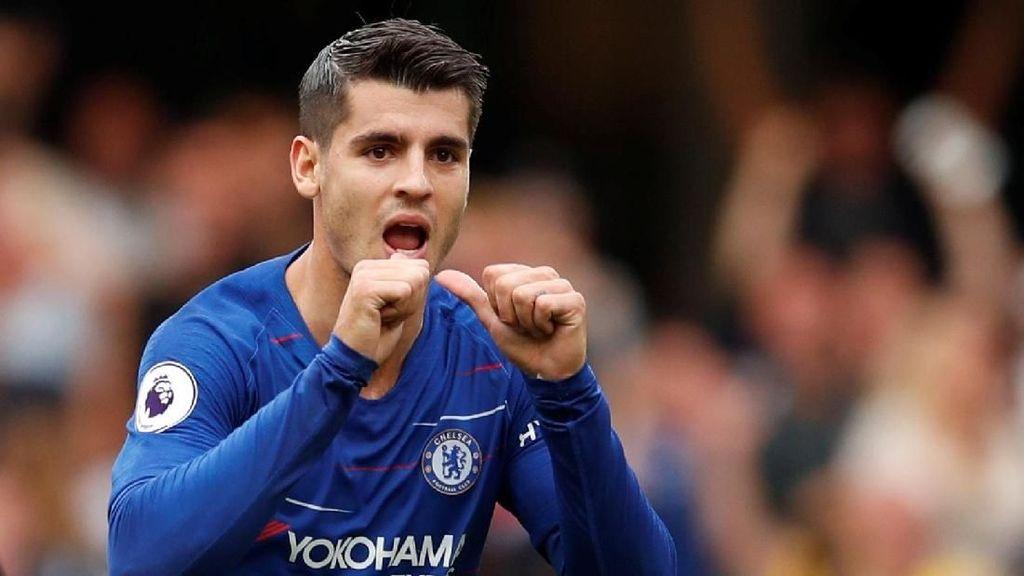 Sudahi Puasa Gol Selama 4 Bulan, Kelegaan Besar Morata