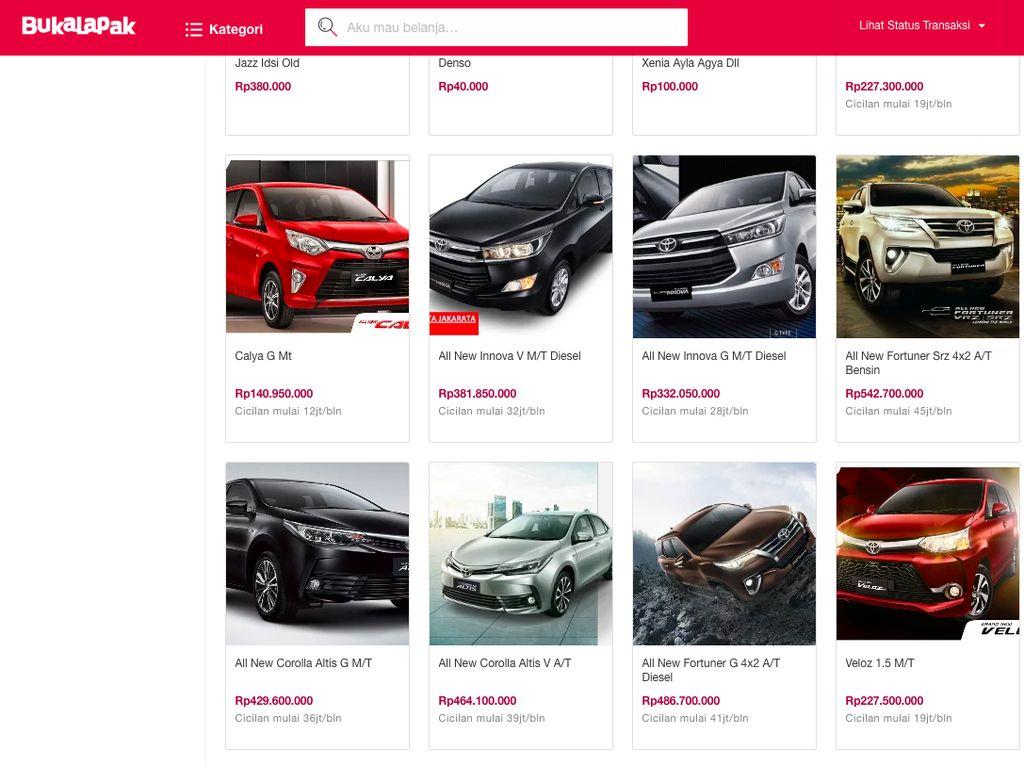 Kalau Ikuti Instruksi Beli Mobil di Internet Takkan Kena Tipu