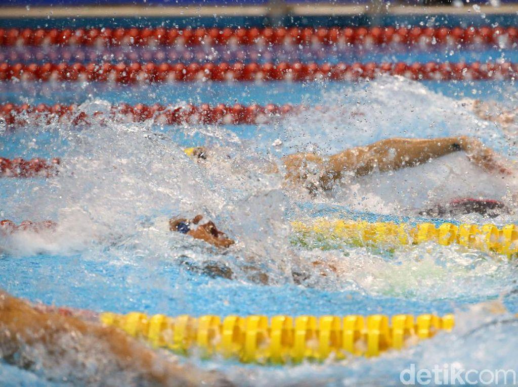 Perenang Elite Kurang Sip di Indonesia Open, PRSI: Enggak Masalah