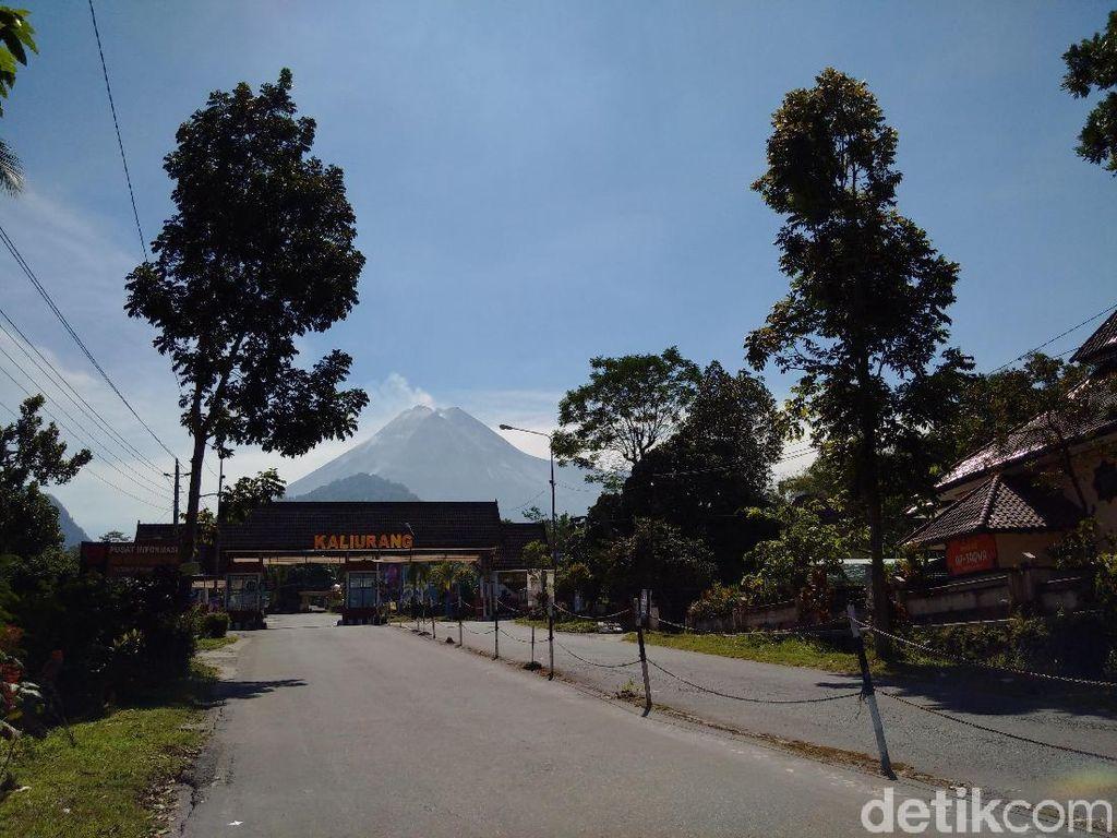 Ada Kubah Lava Baru Merapi, Hotel-hotel di Kaliurang Perkuat Mitigasi