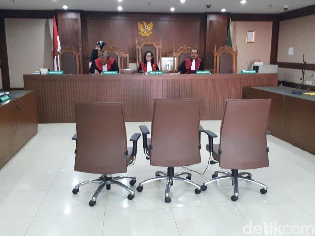 Bupati HST Nonaktif Abdul Latif Sakit, Sidang Lanjutan Ditunda